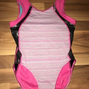 Girls Ivivva Gymnatics/Dance Leotard